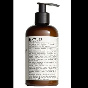 Le Labo Santal 33 Hand and Body Lotion